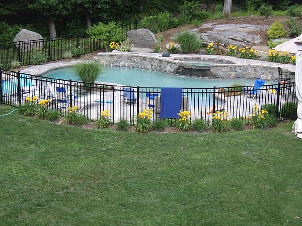 Fairfield Connecticut Swimming Pool Design And Construction