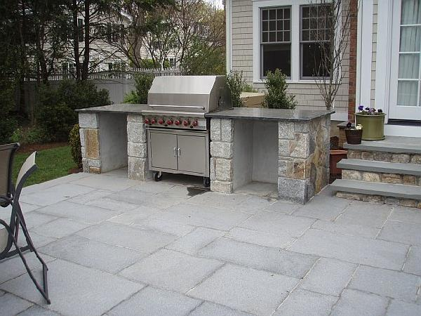 Fairfield Connecticut Walkways And Hardscape Design And
