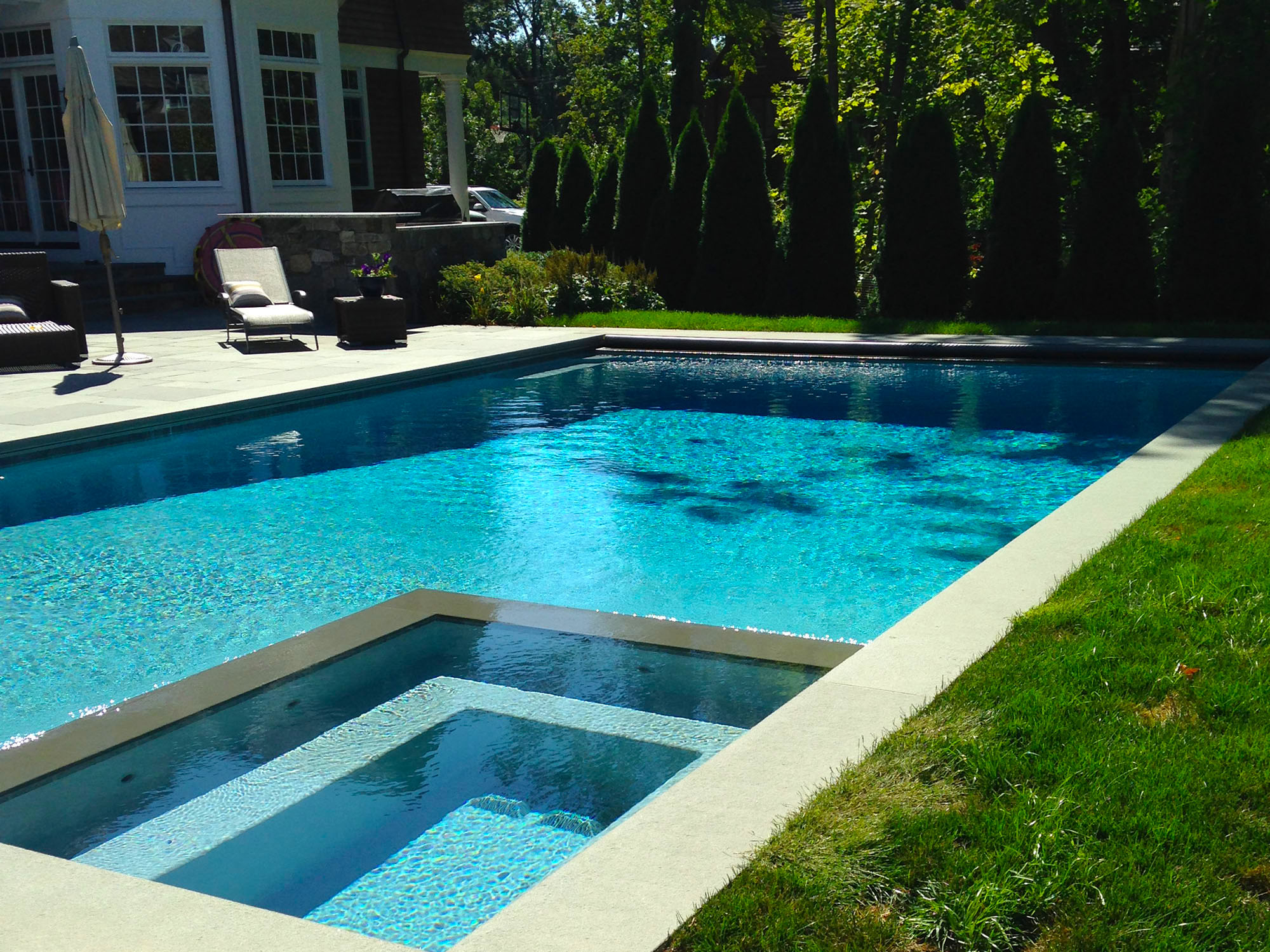 Ct Pool Contractor Stamford Greenwich Fairfield