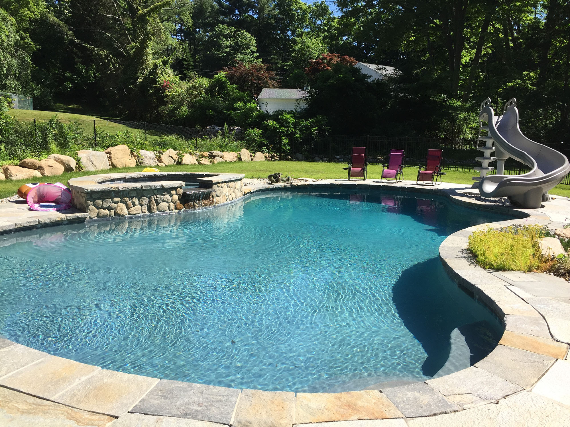 CT Pool Contractor / Stamford / Greenwich / Fairfield Connecticut ...